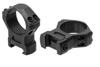 Leapers UTG Steel Picatinny Rifle Scope Mount Rings - 30mm MEDIUM RSW3154